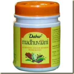 Ayurvedic cough remedy with honey – Dabur Madhuvaani, cures Throat Irritation, Effectively Controls Cough, Reduces Chest Congestion, Removes Respiratory Distress